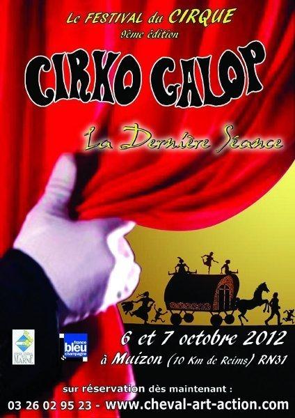 9ème édition du festival des Arts du Cirque de Tradition CIRKO GALOP.