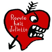 Roméo hait Juliette
