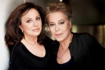 La chanson grecque à l'honneur pour un soir à l'Olympia avec Haris Alexiou et Dimitra Galani