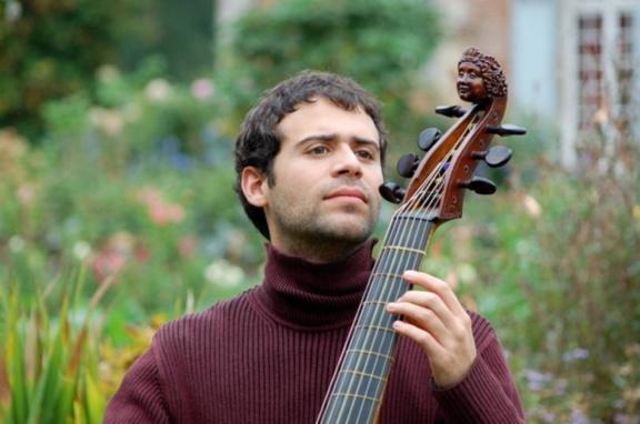 7è Festival Marin Marais : Récital de viole seule
