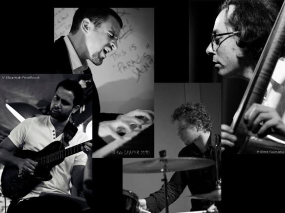 "Speak 3 jazz trio. ""Sharing"" à la Cave du 38Riv'"