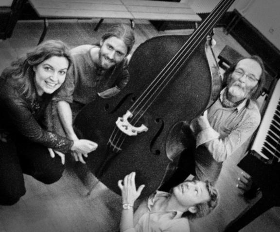 TOMHP Jazz Quartet en concert à la Cave du 38Riv'