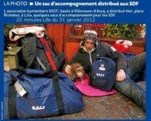 sac d'accompagnement (kit de survie)