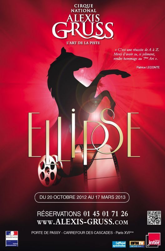 Affiche ELLIPSE