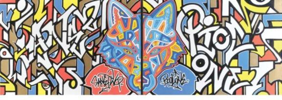 Exposition Pioc PCC « Wold Song Night » - Galerie Ligne 13 du 4 au 22 décembre 2012.