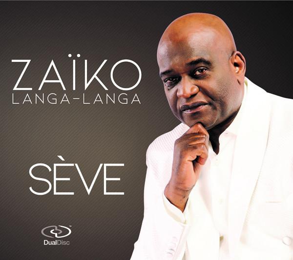 Zaïko Longa-Longa se renouvelle avec le double album Sève