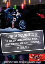 JOUR DE L'AN INTERNATIONAL A LYON !