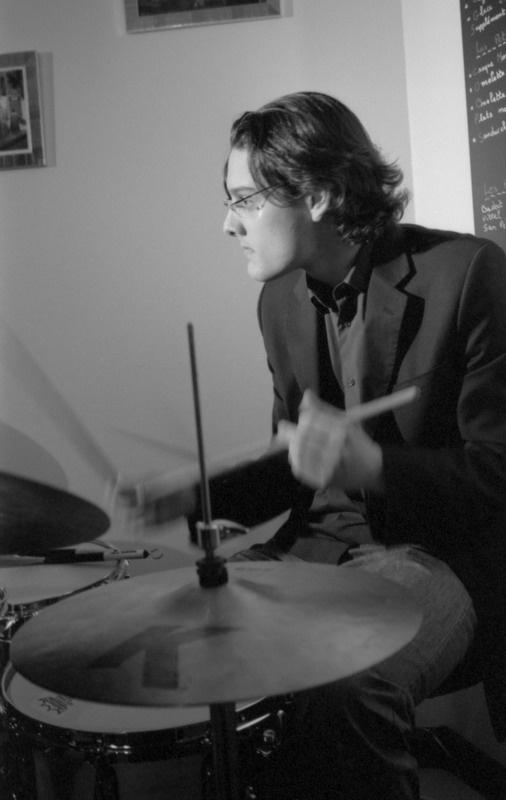 Thomas Mayeras Trio à la Cave du 38Riv'