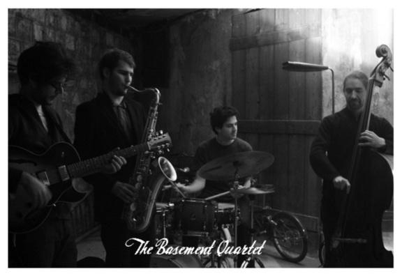 The Basement Quartet à la Cave du 38Riv'