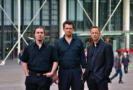 Jean-Christophe Noël Trio à la Cave du 38Riv'