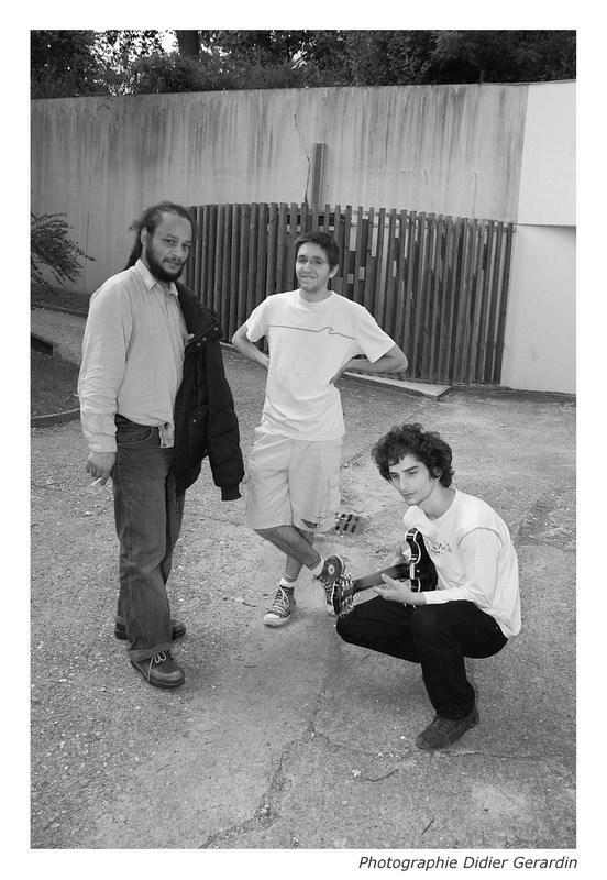 L' Andamiflo Quartet à la Cave du 38Riv'