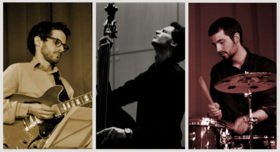 Vincent Verger Trio à la Cave du 38Riv'