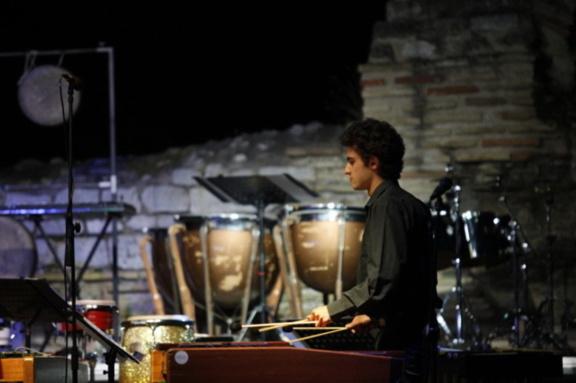 Viktor Benev et Gueorgui Kornazov à la Cave du 38Riv'
