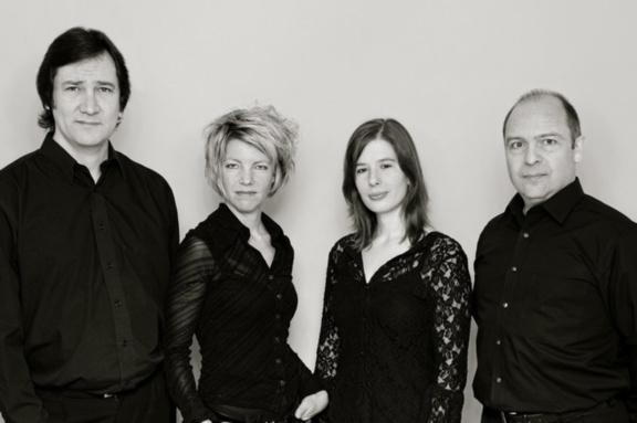 Leonardo Ferreyra Tango String Quartet à la Cave du 38Riv'