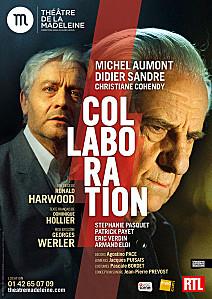 Michel Aumont et Didier Sandre reprennent leur Colaboration au Théâtre de la Madeleine