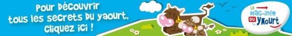 Le Mag info du yaourt Module N°2