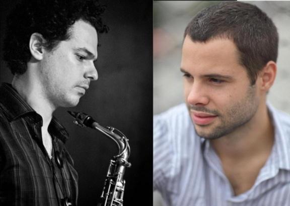 Xavier Thollard/Jonathan Orland Duo en concert au 38Riv'