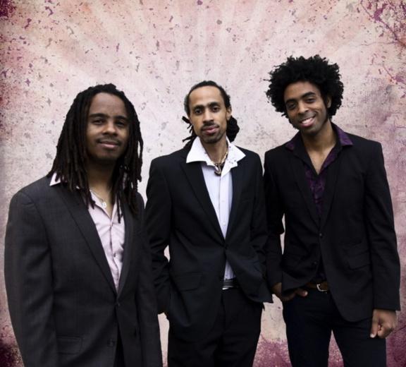 Jonathan Jurion Trio en concert au 38Riv'