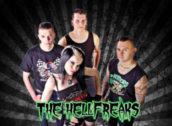 [08/03] THE HELLFREAKS @ SECRET PLACE