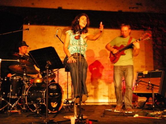 Caroline Faber Trio