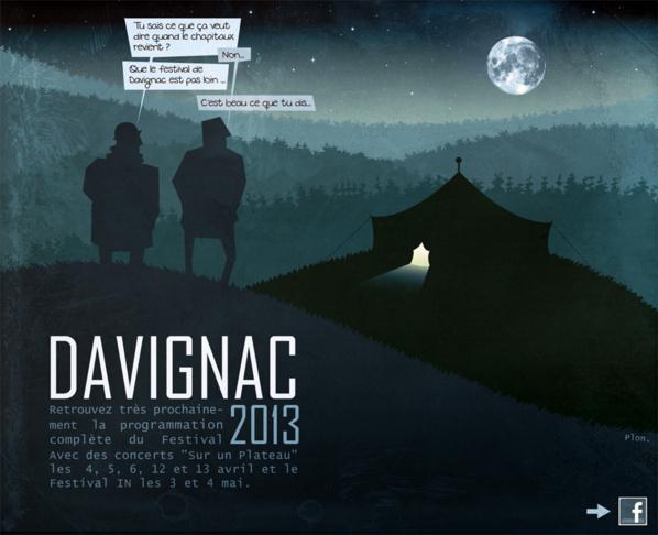 Festival de Davignac 2013