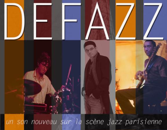 DEFAZZ en concert au 38Riv'