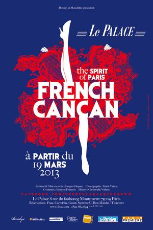 French Cancan, ou le Paris éternel, à voir au Palace