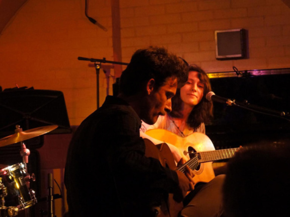 Leila & Cyril Duclos en concert au 38Riv'
