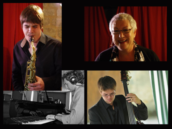 Cool Jazz Fellows 4 tet en concert au 38Riv'