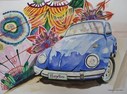 Expo : automobiles