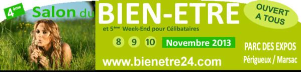 4ème salon du Bien-Etre et 5ème Week-End Célibataires