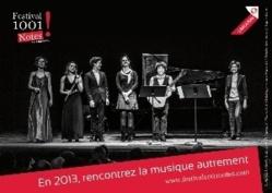 Festival 1001 Notes en Limousin - édition 2013