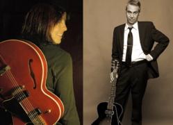 Margaret Stowe et Sean Gourley Quartet