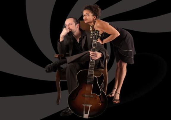 Marie Carrié Duo en concert au 38Riv'