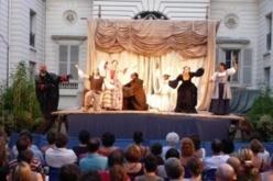 Festival de théâtre Tréteaux Nomades
