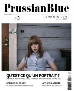 Prussian Blue, le magazine d'art des happy few est en kiosque !