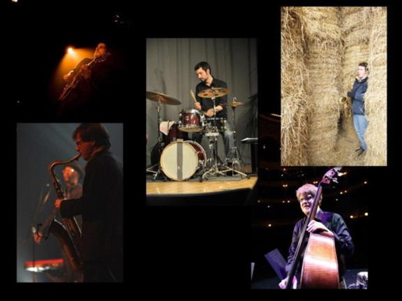 Mathieu Bellon two Tenors Quintet