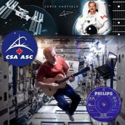 """""""Space Oddity"""" par Le commandant Chris Hadfield de L'ISS"""