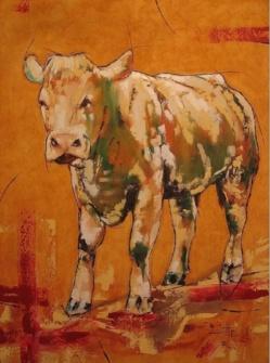 La vache, ça crée!
