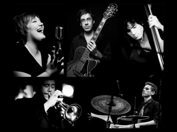 The Bare Necessities Quintet à la Cave du 38Riv'