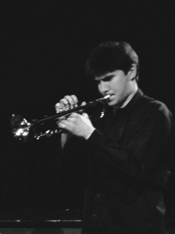 Robin Mansanti trio en concert au 38Riv'
