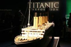 Le Titanic s'expose à Paris pour trois mois !