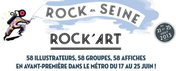 Vernissage de l'exposition Durock// Rock en Seine