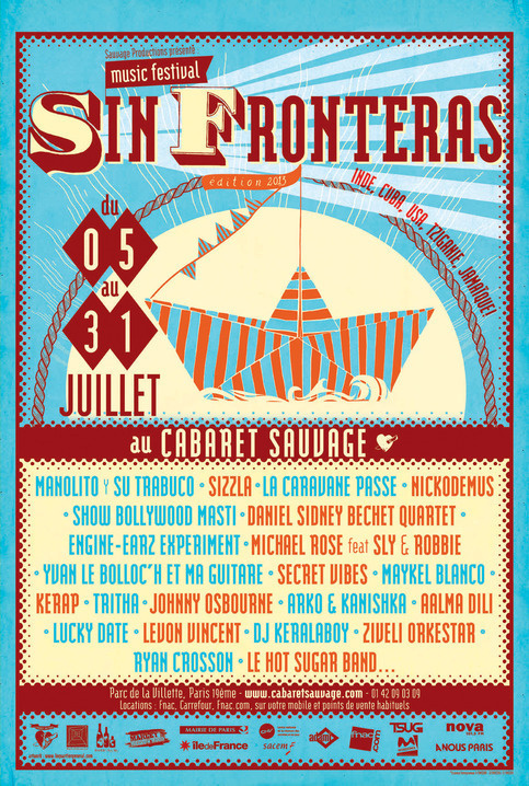 Festival SIN FRONTERAS
