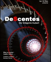 Descentes de Grégoire Aubert au Théâtre ARTO à Avignon du 8 au 31 juillet à 17h