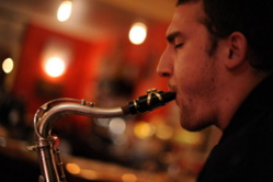 Louis Billette 4tet en concert au 38Riv'