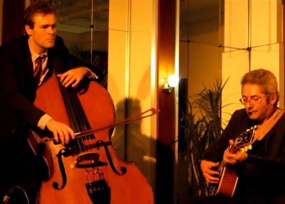 Daniel MONFORTE Trio en concert au 38Riv'