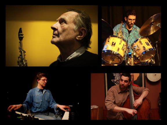François Jeanneau Quartet au 38Riv'