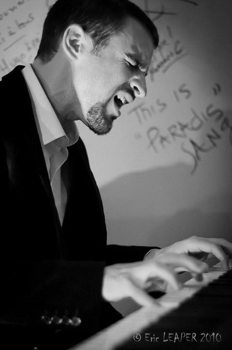 Giuseppe de Gregorio Trio en concert au 38Riv'
