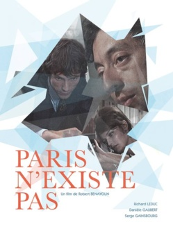 Paris N'existe Pas, un ovni du cinéma renait en dvd avec Serge Gainsbourg au sommet